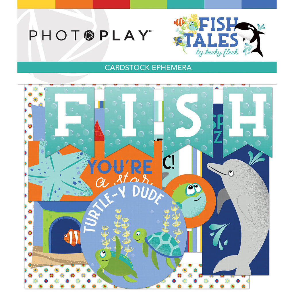 Photoplay-Ephemera-Fish Tales