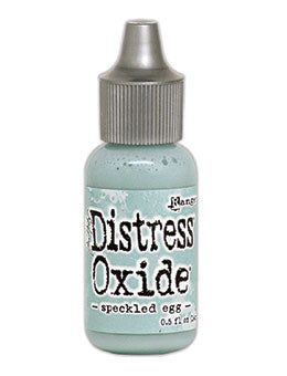 New Arrival- Tim Holtz- Distress Oxide Reinker  -Speckled Egg