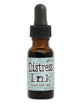New Arrival- Tim Holtz- Distress Reinker  -Speckled Egg