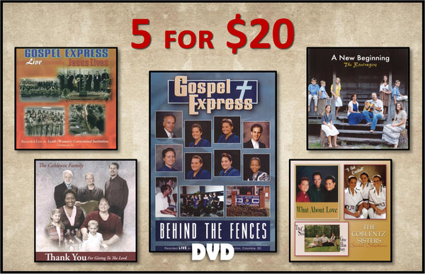 5 for $20 Bundle #1