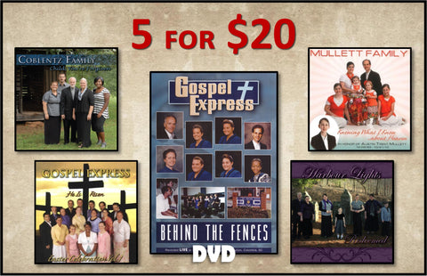 5 for $20 Bundle #2