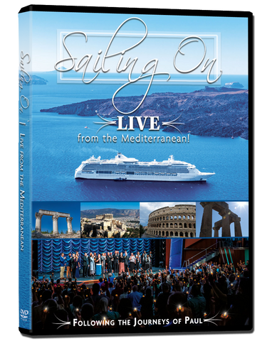 Sailing on DVD
