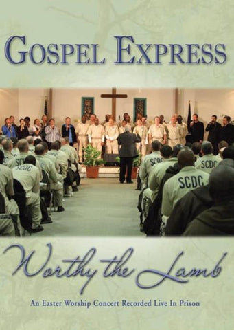 Worthy The Lamb DVD
