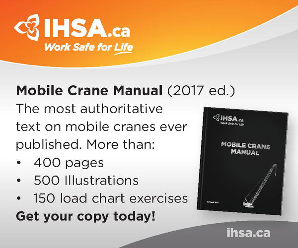 Long Anticipated Mobile Crane Manual Now Available