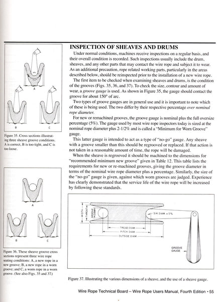Wire Rope Users Manual (4th Edition)