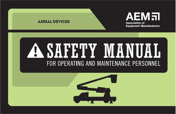 Aerial Devices Safety Manual