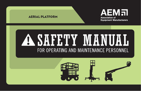Aerial Platform Safety Manual