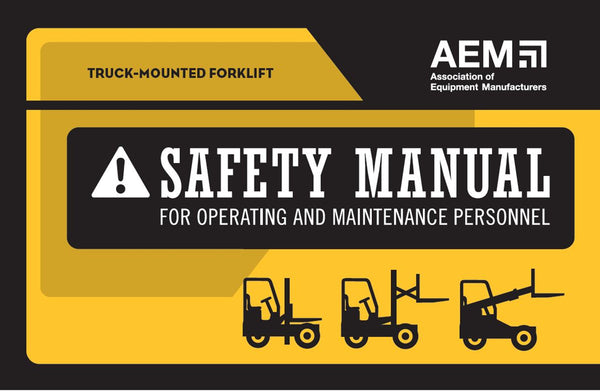 Truck-Mounted Forklift Safety Manual
