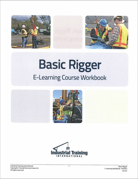 Basic Rigger (E-Learning Adapted to DVD)