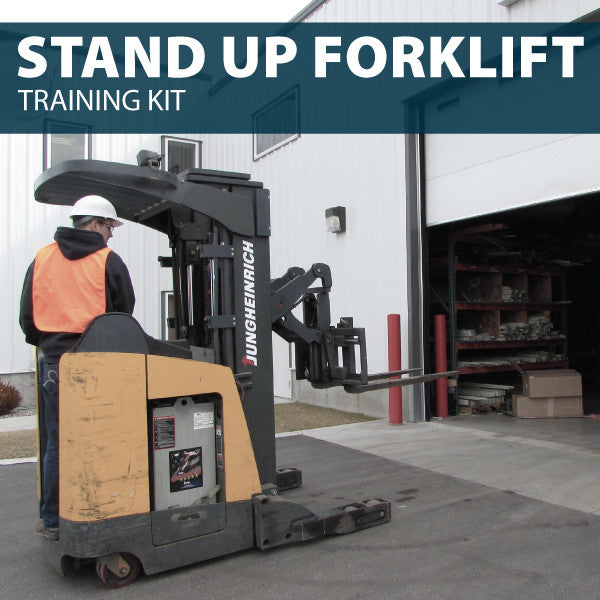 Forklift (Stand Up) Training Kit (USB)