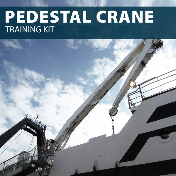 Pedestal Crane Training Kit (USB)
