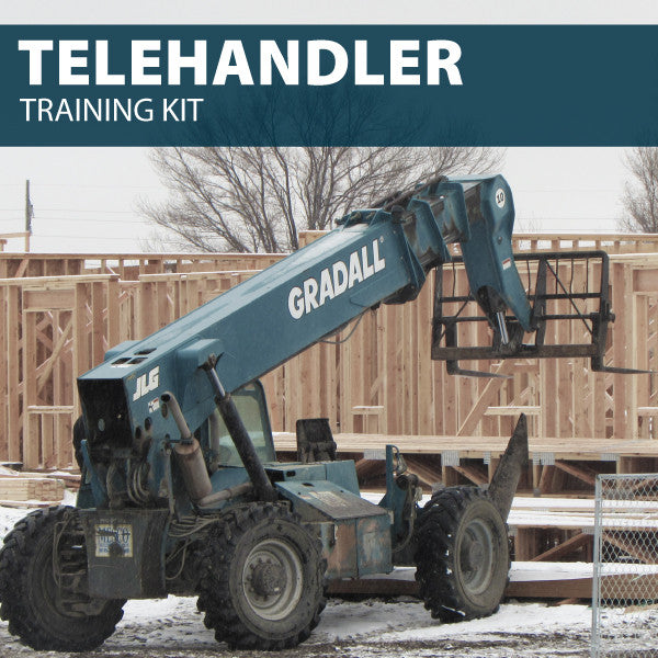 Telehandler Training Kit (USB)