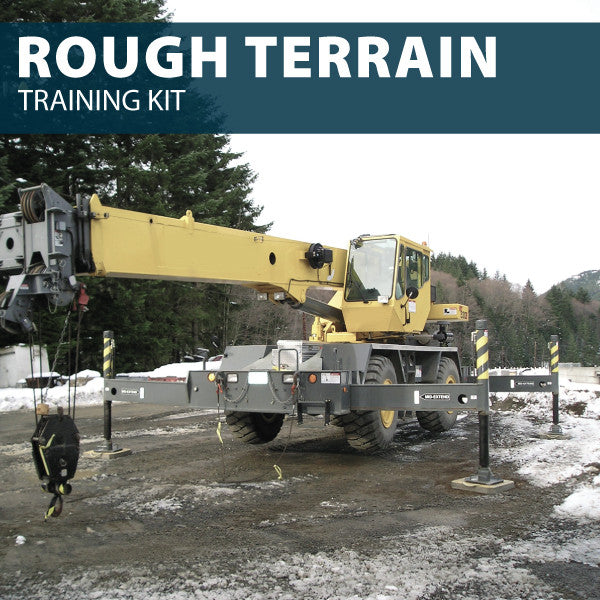 Rough Terrain Crane Training Kit (USB)