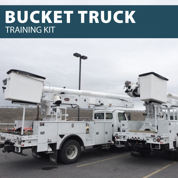 Bucket Truck Training Kit (USB)