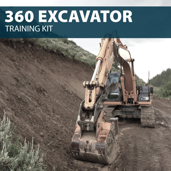 Excavator Training Kit (USB)