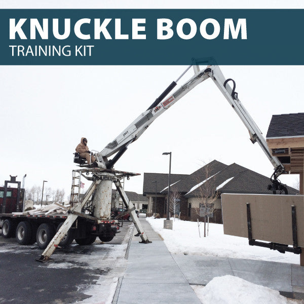Knuckleboom (Articulated Boom) Training Kit (USB)
