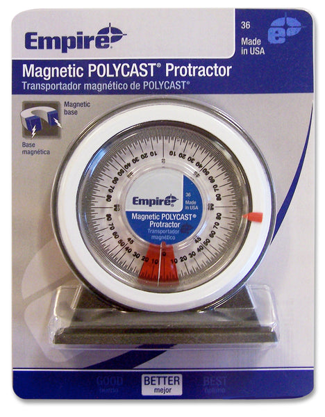 Empire Magnetic Protractor