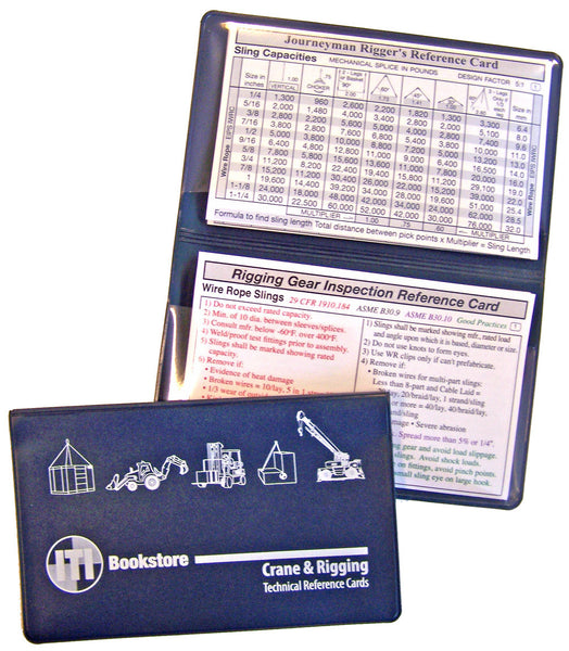 Field Reference Cards - 3 Card Pack