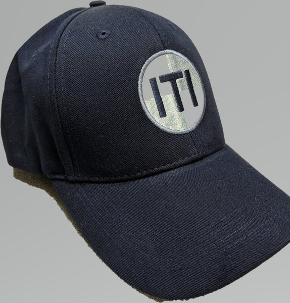 Baseball Cap - with ITI Logo