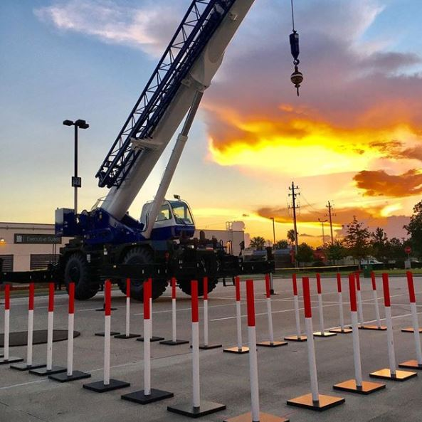NCCCO Mobile Crane Operator Practical Exam - TLL & TSS - Houston Training Center