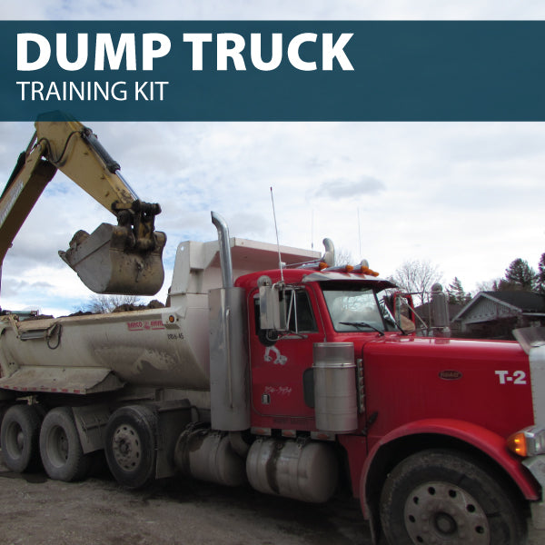 Dump Truck Training Kit (USB)