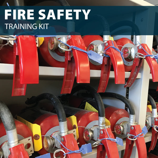 Fire Safety Training Kit (USB)