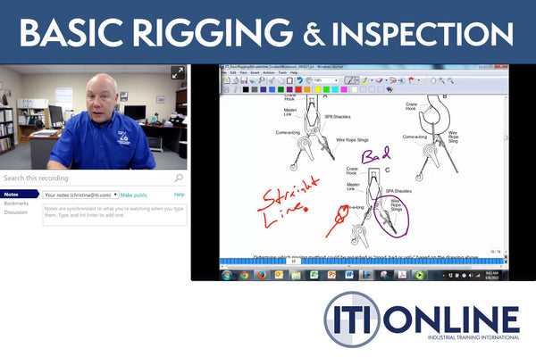 Basic Rigging & Inspection