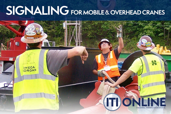 Signaling for Mobile & Overhead Cranes