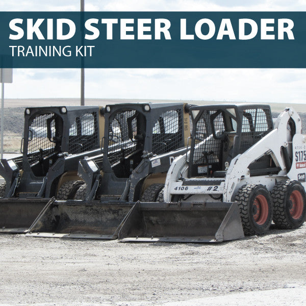 Skid Steer Loader Training Kit (USB)