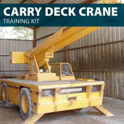 Carry Deck Crane Training Kit