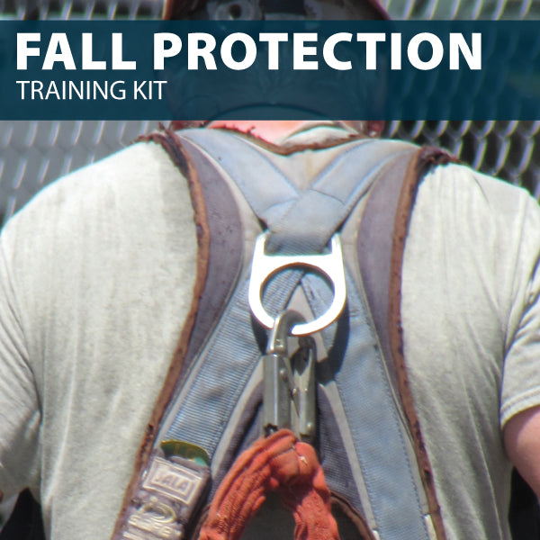 Fall Protection Training Kit (USB)
