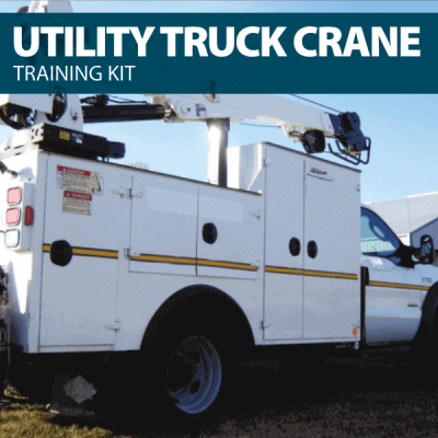 Utility Truck Crane Training Kit