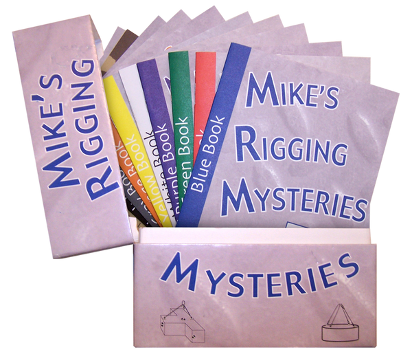 Mike's Rigging Mysteries (Boxed Set)