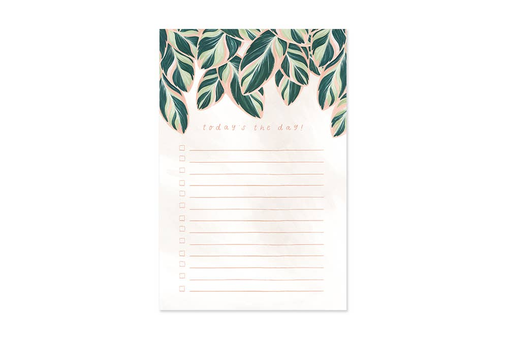 Highland Falls Notepad