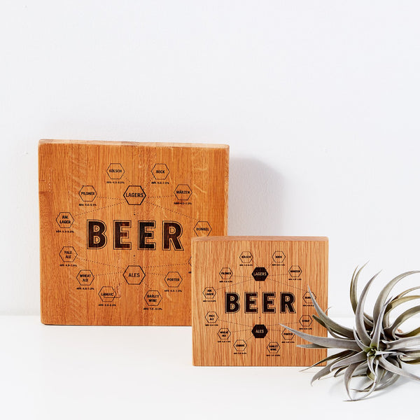 Beer Plaque