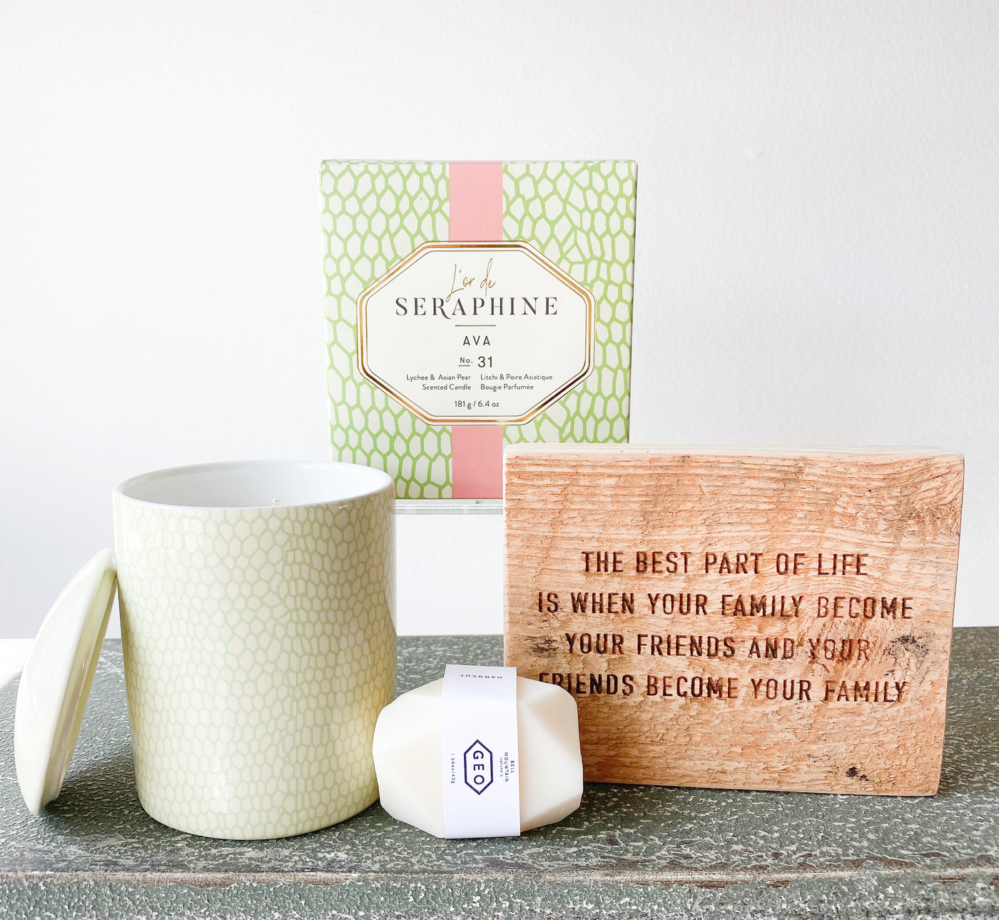 Friend and Family Gift Set (no 30)