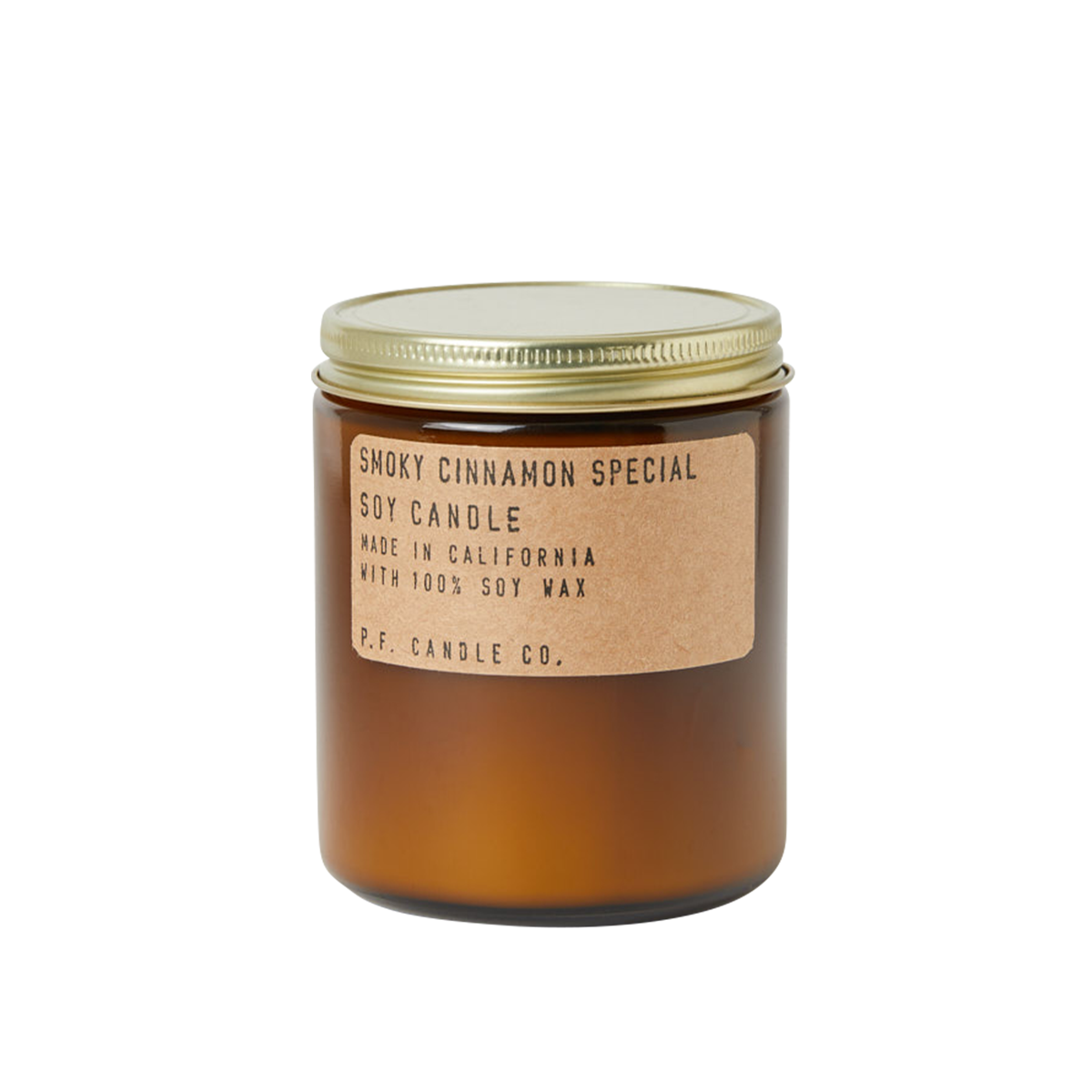 *SEASONAL* Smoky Cinnamon Soy Candle