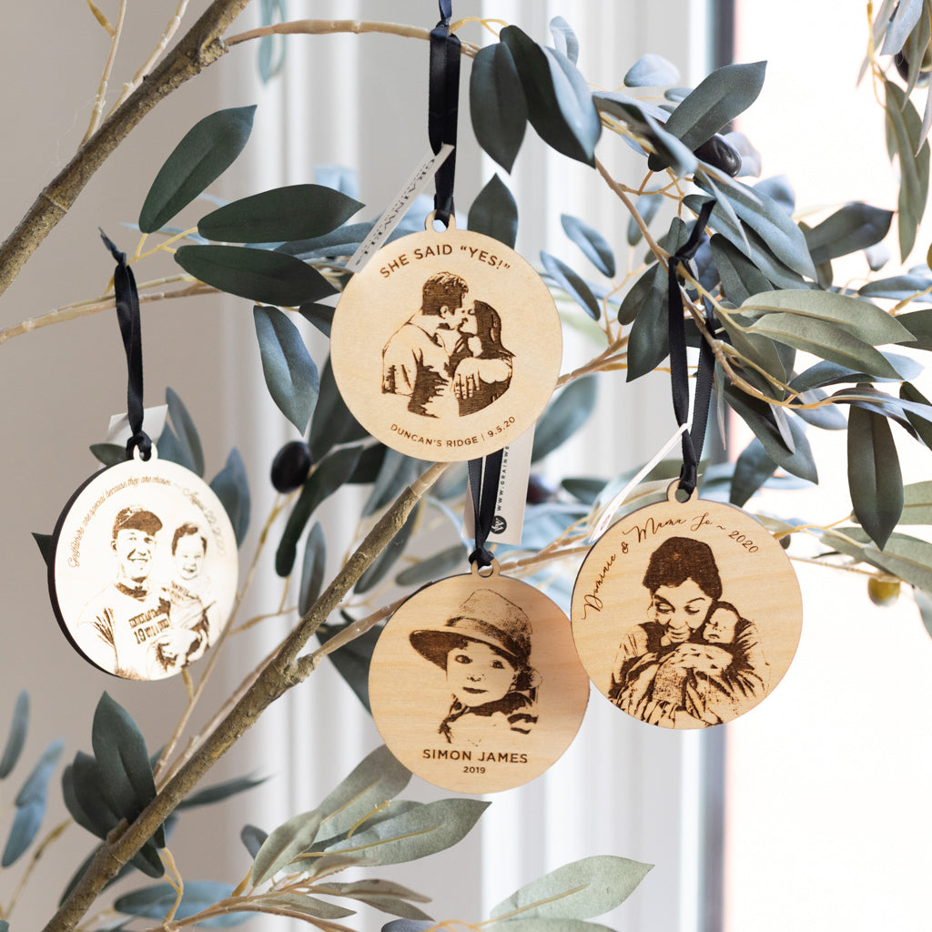 Personalized Image Ornament