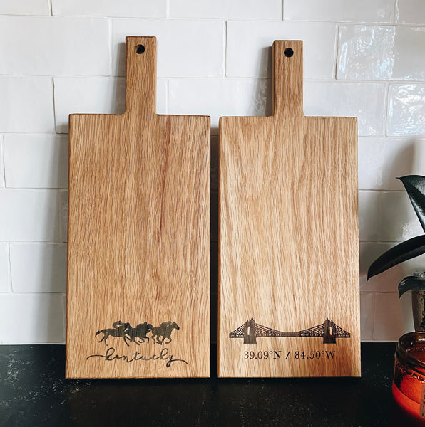 Local Cutting Board - Iconic