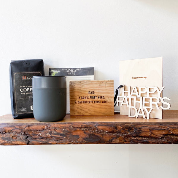 Coffee Dad Gift Set (No. 37)
