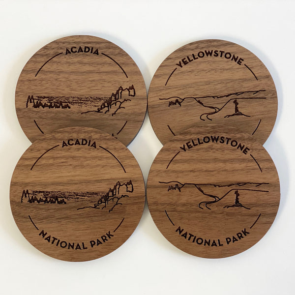 National Park Coasters