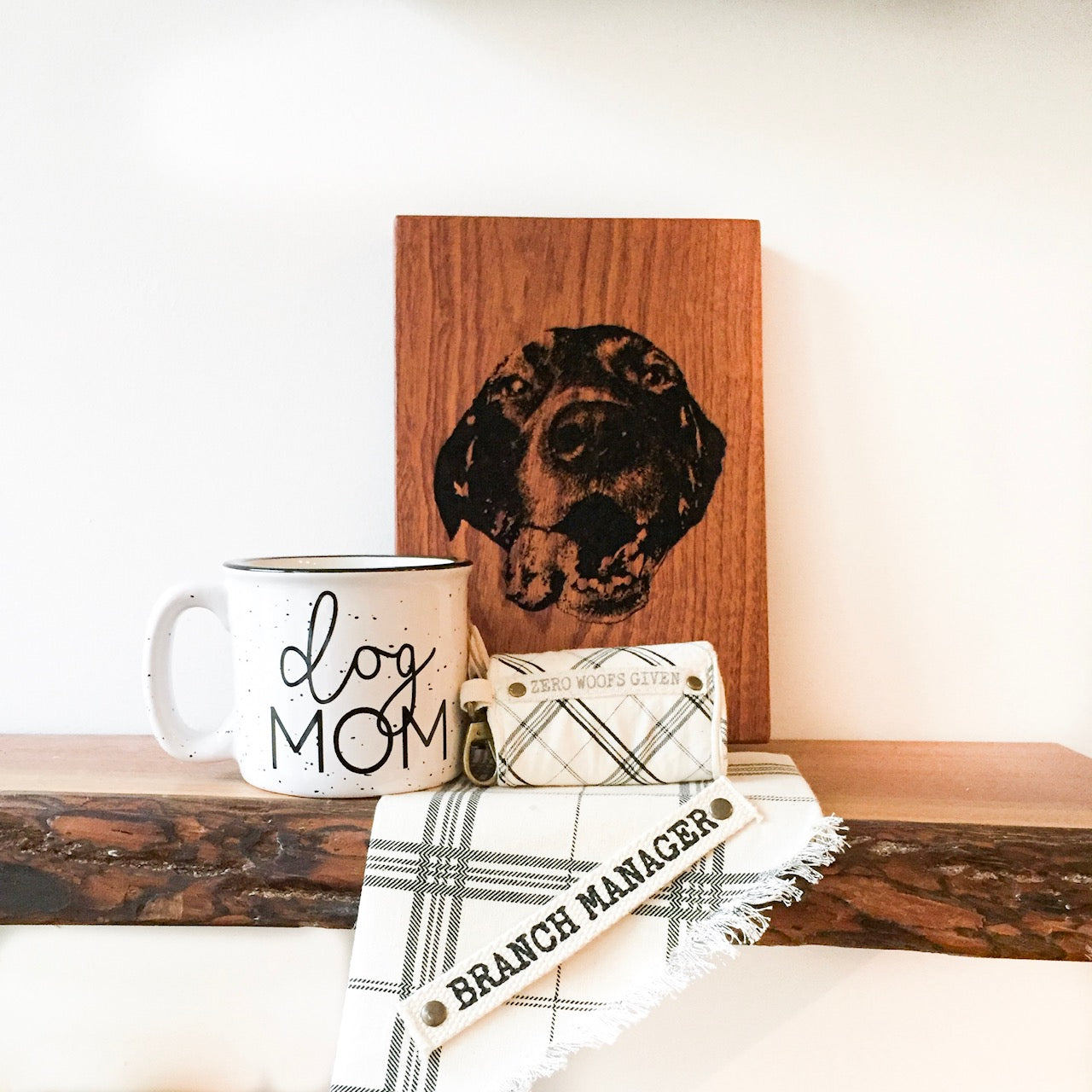 Dog Mom Gift Set