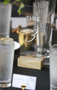 Clear Acrylic Wedding Decor Inquiry