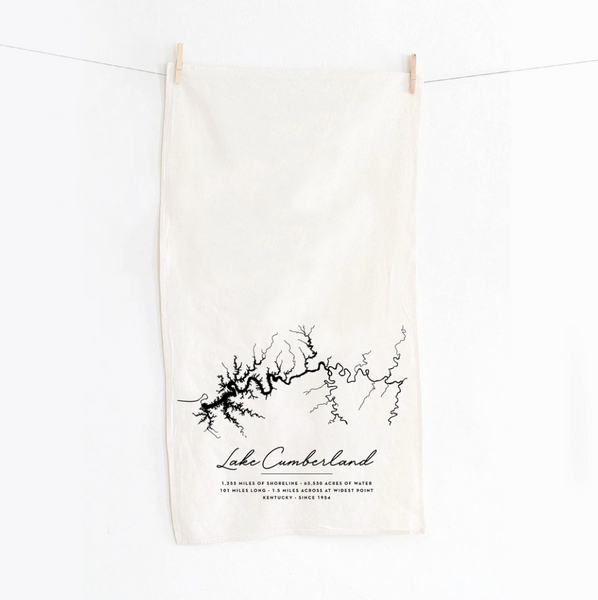 Waterways Natural Flour Sack Towel