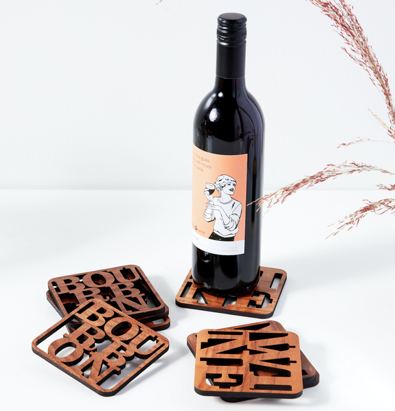 Beer, Wine & Spirit Coaster
