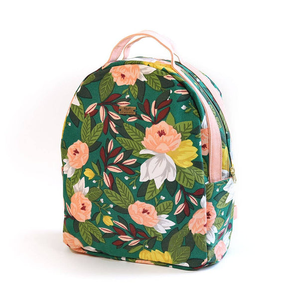 Ambrose Floral Backpack Handbag