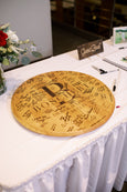 Wood Wedding Decor Inquiry