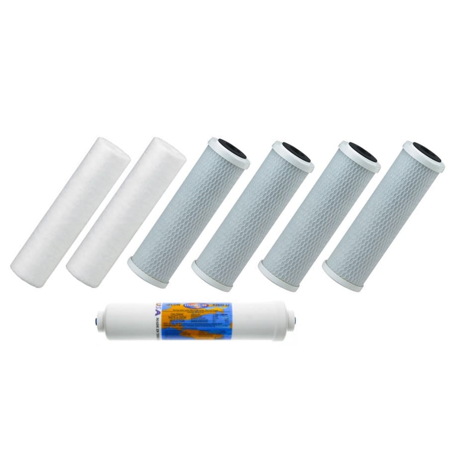 Aqualux 5-stage reverse osmosis filter pack