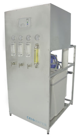 Crio Ultra Efficiency Whole House Reverse Osmosis System