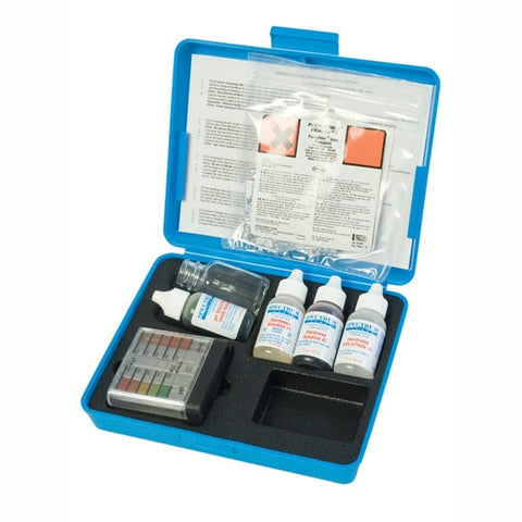 Pro Water Test Kit - Hardness / Iron / pH (2401)